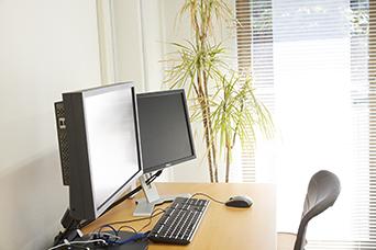 採用情報オフィスギャラリー